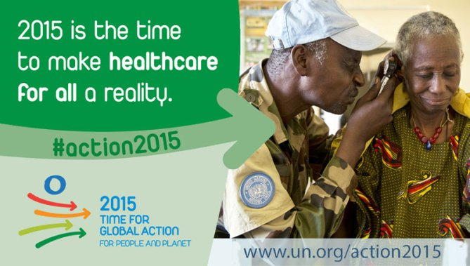 United Nations - Global Action for Healthcare