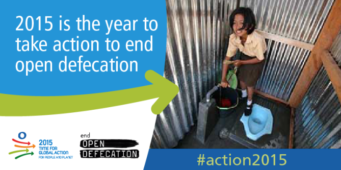 United Nations - Global Action for access to modern toilets