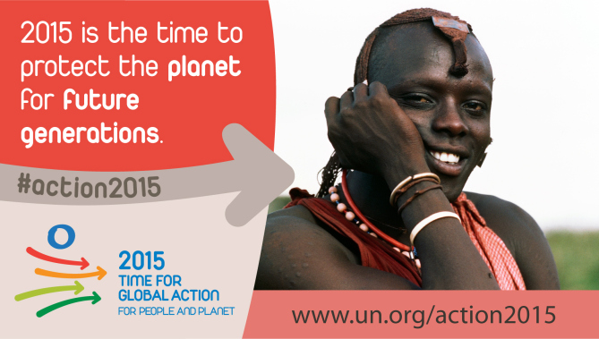 United Nations - Global Action for future generations
