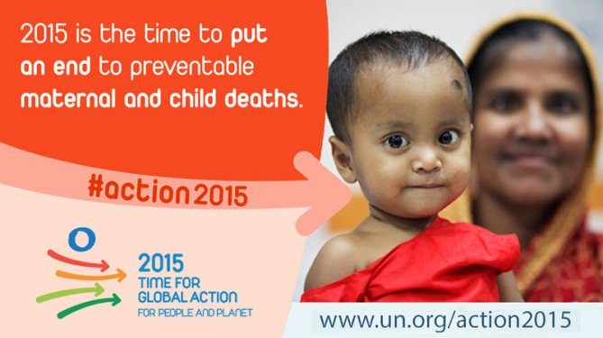 United Nations - Global Action for maternal child deaths