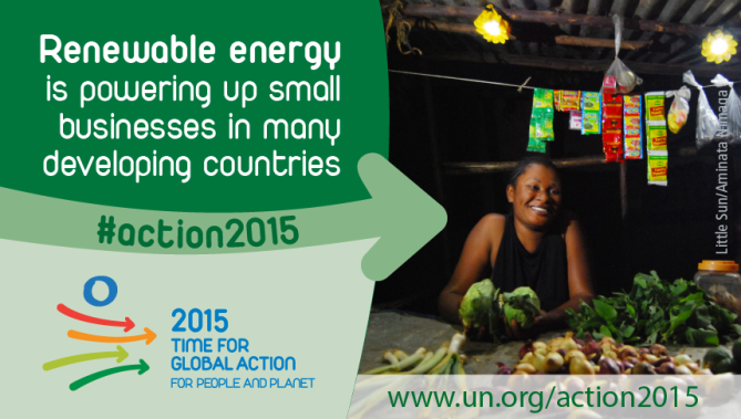 United Nations - Global Action for renewable energy