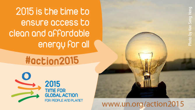 United Nations - Global Action for renewable energy 2