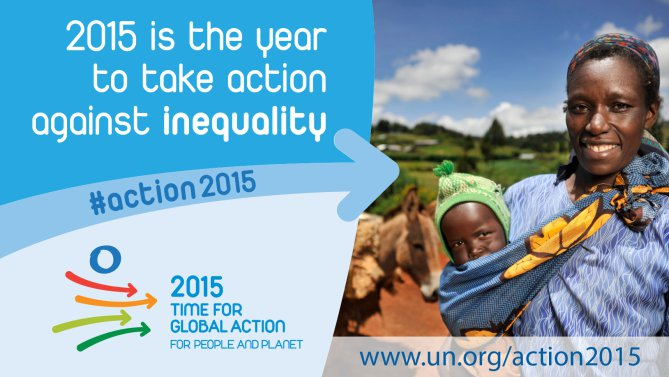 United Nations - Global action against inequality