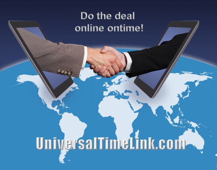 When you need to be sure with time, just send a Universal Time Link