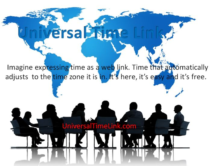 Global Time Expression is here with the UTTP time protocol