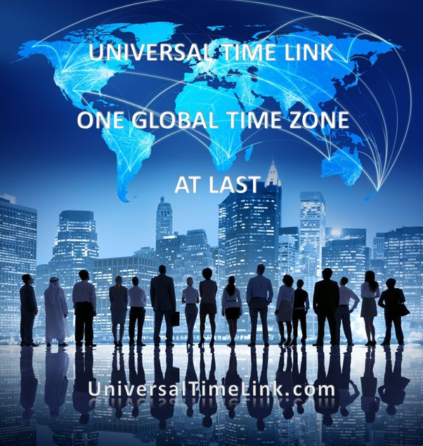 One-Global-Time-Zone-At-Last