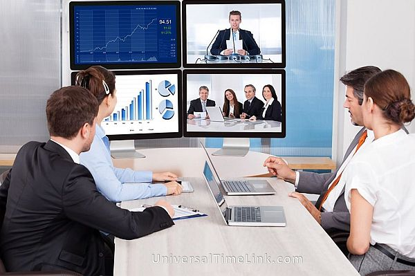Snap Meetings need snap timing. Easy when you give everyone the same Universal Time Link.