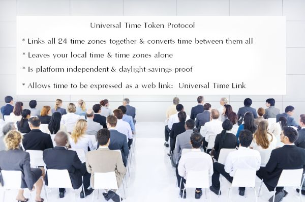 UTTP is the answer to joining time zones together
