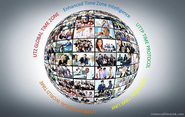 Universal Time Token Protocol encompasses seveal layers